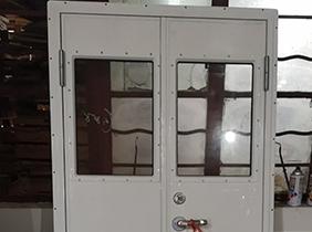 铝制轻型风雨密门案例(20)