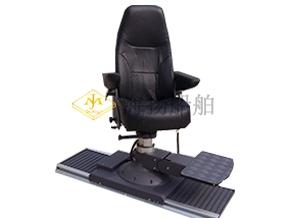 铝合金轨道驾驶椅